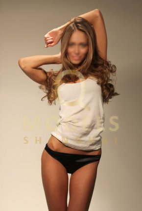VIP Shanghai escorts Nina, high class female companion in Shanghai